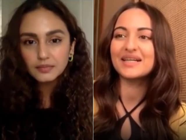 Video : Huma Qureshi And Sonakshi Sinha Raise Funds for 'Save The Children'