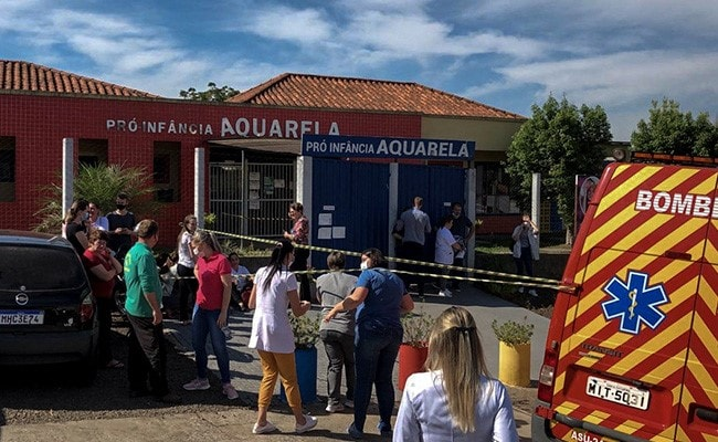Stabbing Attack By Teen At Brazil Daycare Kills Three Children, Two Staff