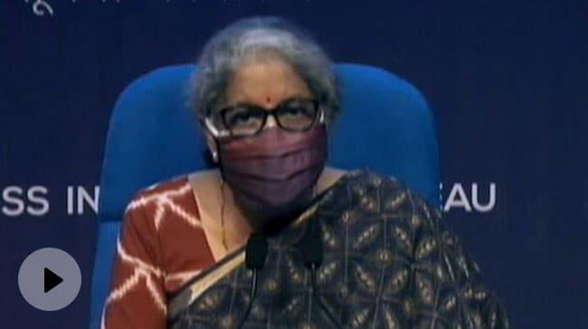 जीएसटी काउंसिल की बैठक: कोविड से जुड़ी छूट पर फैसला नहीं वीडियो – हिन्दी न्यूज़ वीडियो एनडीटीवी ख़बर