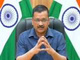 "Video : ""Share Vaccine Formula,"" Arvind Kejriwal Suggests To Centre Amid Shortage"