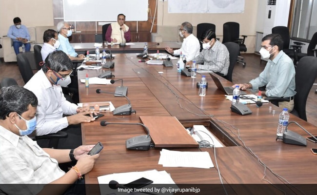 Cyclone Tauktae: Gujarat Chief Minister Monitors Situation From Emergency Ops Centre