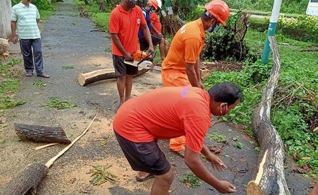 Cyclone Yaas Live Updates: आज रात झारखंड पहुंच सकता है 'यास', राज्य में कई जगहों पर भारी बारिश