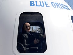 Blue Origin Sues US Government Over SpaceX Lunar Lander Contract