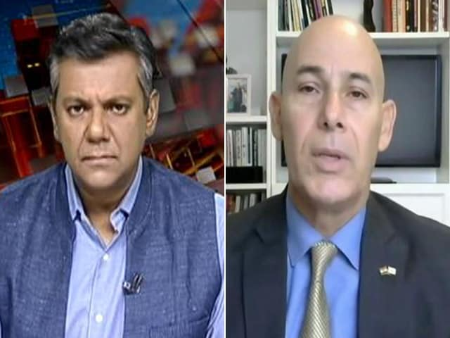 """Video : """"Focusing On Getting Aid To India"""": Israeli Envoy To NDTV"""