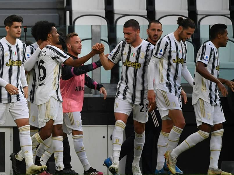 Serie A: 10-Man Juventus Win Inter Milan Thriller To Keep Champions League Hopes Alive