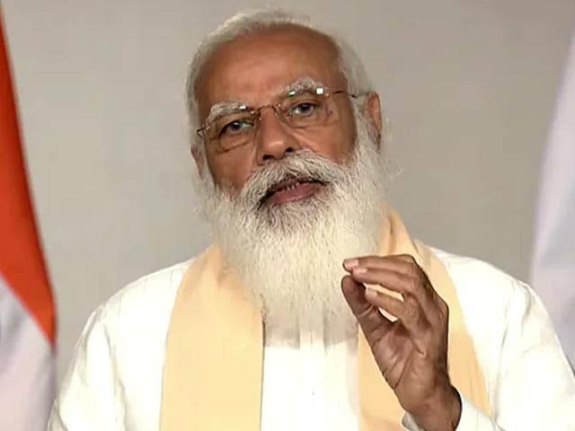 Video : PM Modi Holds Meeting On Covid, Vaccination