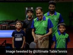 Arjuna Award-Winning Former India Table Tennis Player V Chandrasekhar Dies Due To Covid Complications