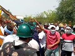 Case Against 350 Farmers Over Violence During Protests In Haryana