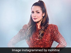 Malaika Arora Switches The Glam Button On One Sparkly Outfit At A Time