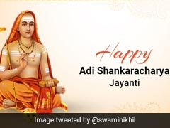 Adi Shankaracharya Jayanti 2021: Tributes On His 1233rd Birth Anniversary