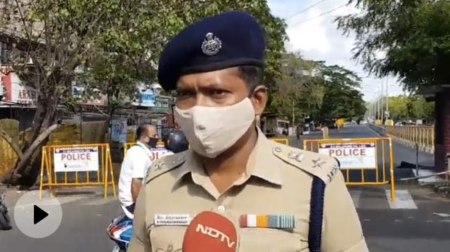 Video | Tamil Nadu Lockdown: Cops Will Be Courteous, Says Chennai Police