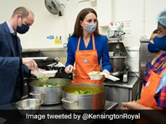 Watch: Kate, William Make Chapatis, Guided By Sikh Women's Group