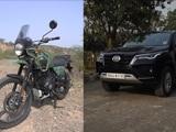 Video : 2021 Toyota Fortuner   Google IO 2021   2021 Royal Enfield Himalayan - Episode 883