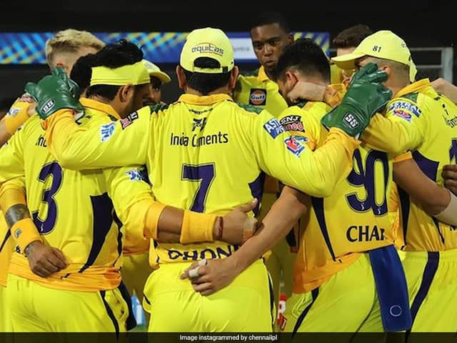"""We Will Be Back"": CSK Share Memorable IPL 2021 Recap Video"