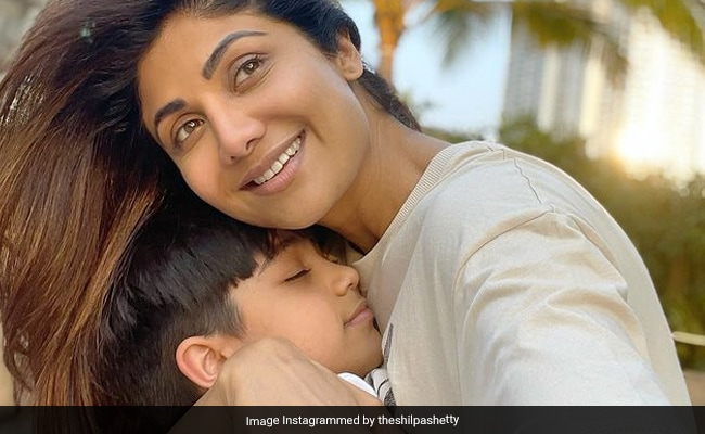 Shilpa Shetty And Family Welcome A New Member. Because, Viaan's Birthday