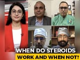Video : Experts Draw Up Do's And Don'ts On Use Of Steroids In Covid Treatment