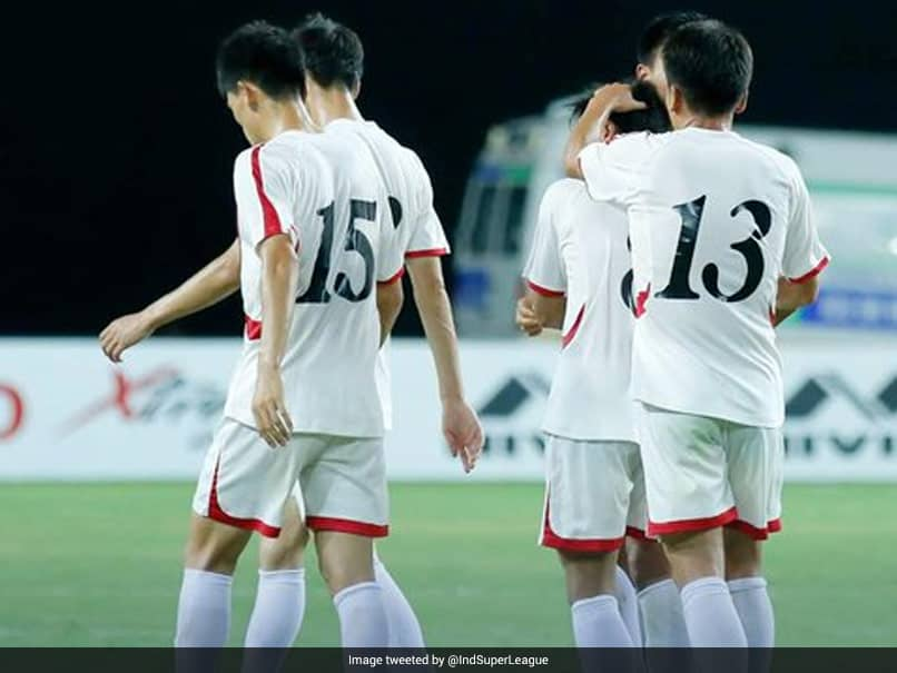 2022 FIFA World Cup: North Korea Pull Out Of Next Months Qualifiers
