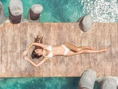Water Baby Alanna Panday Is Busy Chilling At This Beach Destination