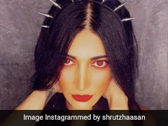 Shruti Haasan Is The Goth Princess Of Our Dreams And She Is Out To Charm Us Yet Again