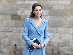 From Coat Dresses To Cricket Sweaters, Kate Middleton Wears It All With Style On Her Tour Of Scotland