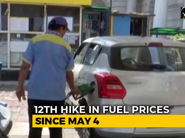 Video : Petrol, Diesel Prices Hiked Again After Two-Day Pause