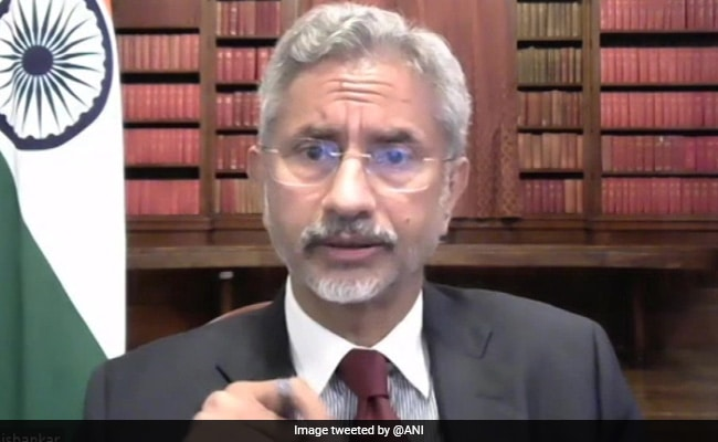 What You Describe As Aid, We Call Friendship: S Jaishankar On Covid Crisis