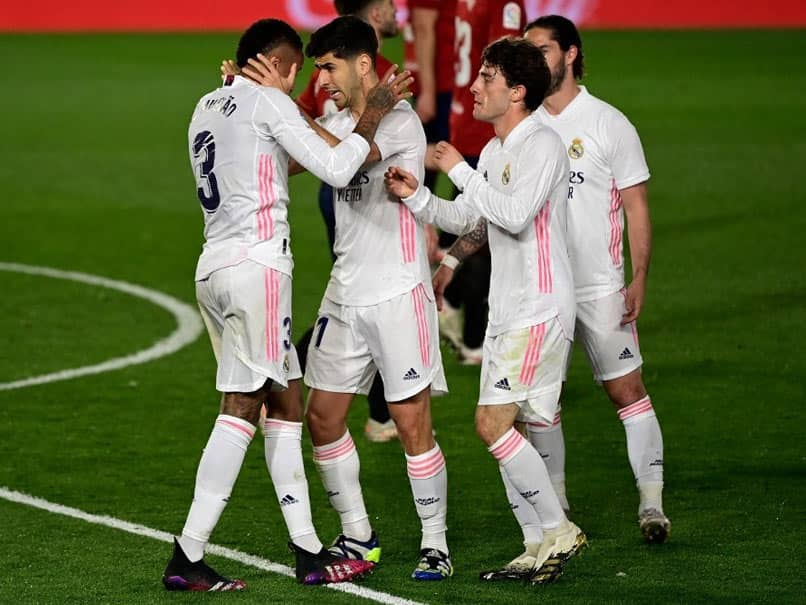 La Liga: Real Madrid Beat Osasuna, Atletico Madrid Scrape Past Elche