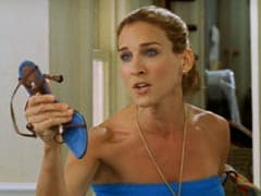 Hey <i>Sex And The City</i> Fans, Guess What Sarah Jessica Parker Found? Carrie's Manolos That Aidan's Dog Ate