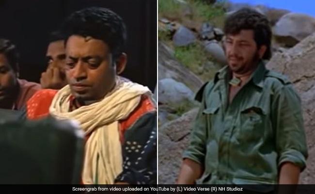Irrfan Khan Said Haasil Villain 'Will Be Remembered Like Gabbar Singh,' Recalls Director Tigmanshu Dhulia