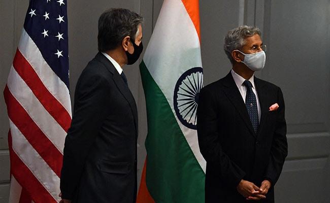 S Jaishankar, US Counterpart Discuss Covid, Indo-Pacific Situation