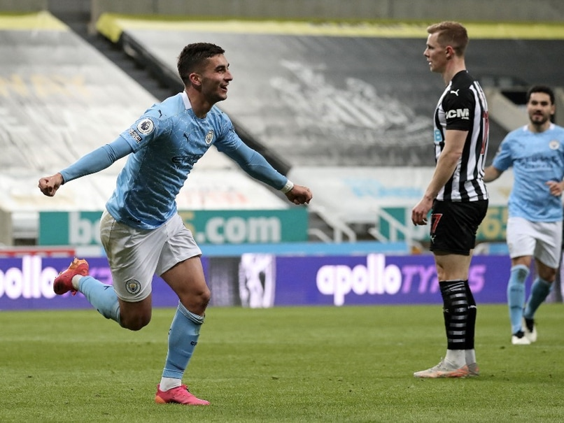 Premier League: Ferran Torres Hat-Trick Sees Manchester City Hold Off Newcastle United