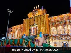 Watch: Badrinath Temple Reopens Amid COVID-19 Guidelines