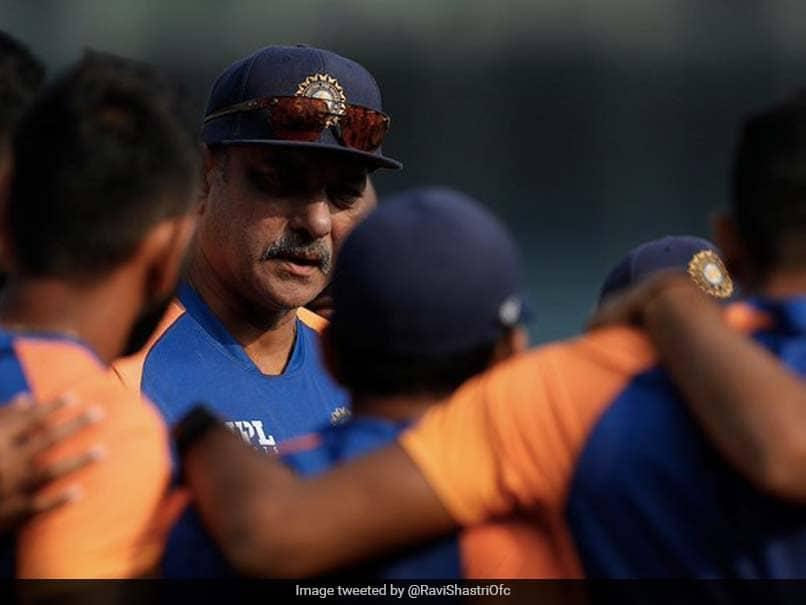 Team Indias coach Ravi Shastri says talk of heart about team No-1 test ranking