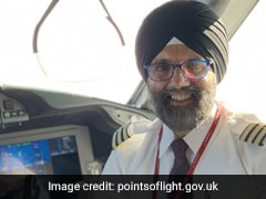 UK Prime Minister Honours Pilot Who Flew 200 Oxygen Concentrators To India