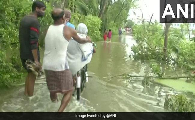 Rain 'Red' Alert In Jharkhand, Bihar. 'Orange' Flood Warning In 3 States