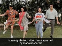 मदालसा शर्मा ने शेयर किया डांस Video तो फैंस बोले- क्रिसमस आ गया क्या