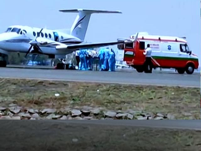 Video : Hyderabad Emerging As Major Destination For Air Ambulances