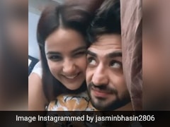 """Aly Goni Posted This """"Without Asking"""" Girlfriend Jasmin Bhasin And Now It's Trending"""