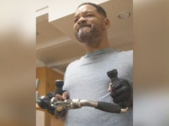 """Will Smith Is Ditching The Dad Bod After Being In The """"Worst Shape"""" Of His Life"""
