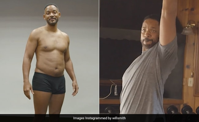 Will Smith Is Ditching The Dad Bod After Being In The 'Worst Shape' Of His Life