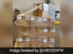US Foundation Ships Portable Ventilators To Aid India During Pandemic