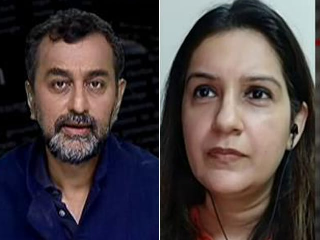 """Video : """"Can Rebut Every One Of The Government's 'Facts'"""": Shiv Sena's Priyanka Chaturvedi"""