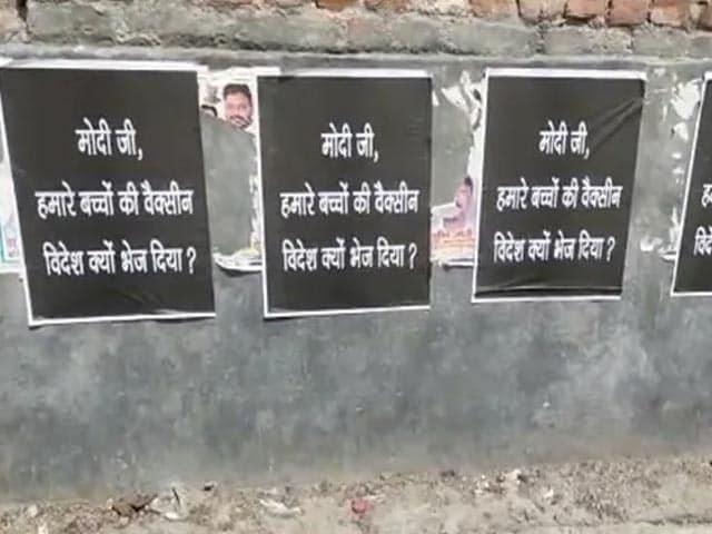 "Video : ""Arrest Me Too"": Rahul Gandhi Tweets Covid Poster Critical Of PM Modi"