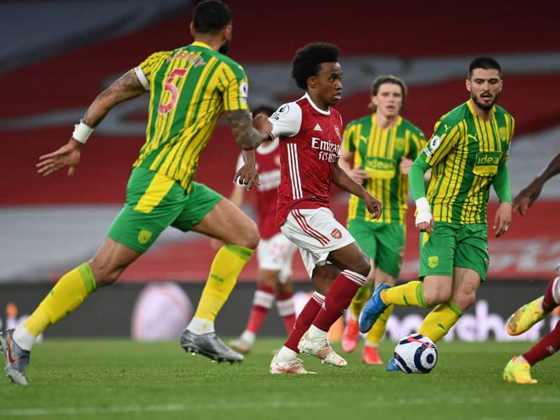 Premier League: West Bromwich Albion Relegated After Losing To Arsenal 3-1