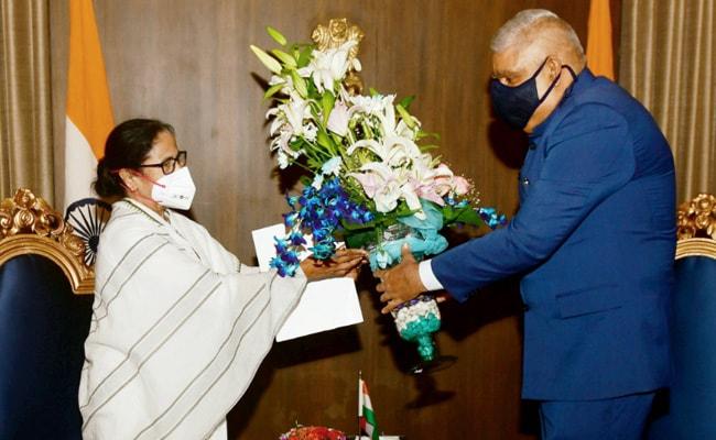 'Continued Silence': Governor To Mamata Banerjee On Post-Poll Violence