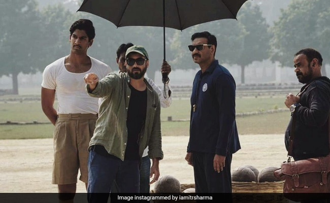Ajay Devgn's Maidaan Set Reportedly Damaged By Cyclone Tauktae. Viral Video Here