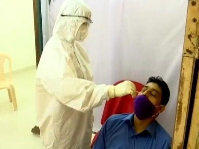 Video : Delhi Records 13,000 New COVID-19 Cases, 273 Deaths