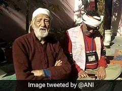 Sunderlal Bahuguna, Noted Environmentalist, Dies Of COVID-19
