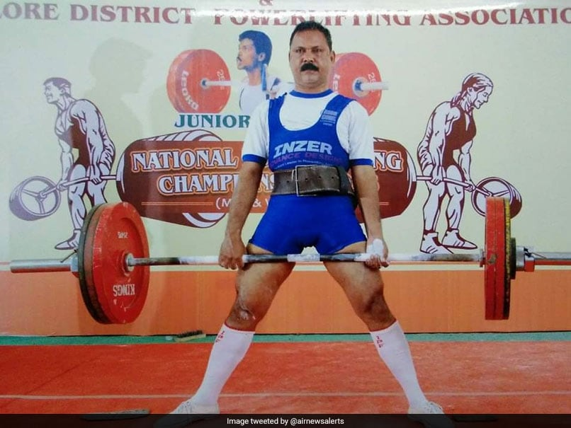 Sports Ministry Approves Rs 2.5 Lakh Assistance For COVID-19 Affected Former Powerlifter Joseph James