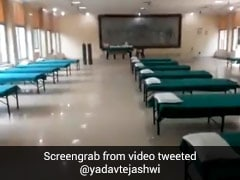 Tejashwi Yadav Converts His Official Residence Into Covid Care Centre